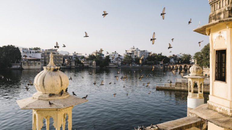 towns india